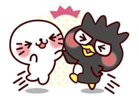SANRIO CHARACTERS2 (Cartoons) sticker #218658