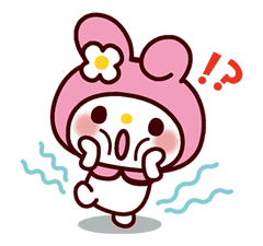 SANRIO CHARACTERS2 (Cartoons) sticker #218663