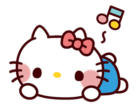 SANRIO CHARACTERS2 (Cartoons) sticker #218669