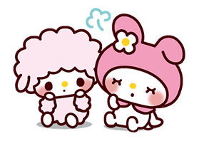 SANRIO CHARACTERS2 (Cartoons) sticker #218676