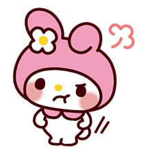 SANRIO CHARACTERS2 (Cartoons) sticker #218689