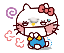 SANRIO CHARACTERS2 (Cartoons) sticker #218692