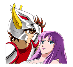 SAINT SEIYA-Knights of the Zodiac sticker #220231