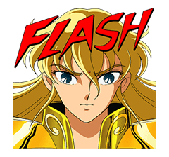 SAINT SEIYA-Knights of the Zodiac sticker #220239