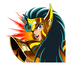 SAINT SEIYA-Knights of the Zodiac sticker #220241