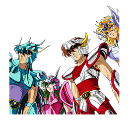 SAINT SEIYA-Knights of the Zodiac sticker #220247