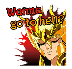 SAINT SEIYA-Knights of the Zodiac sticker #220249