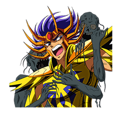 SAINT SEIYA-Knights of the Zodiac sticker #220252