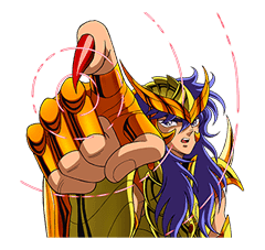 SAINT SEIYA-Knights of the Zodiac sticker #220258