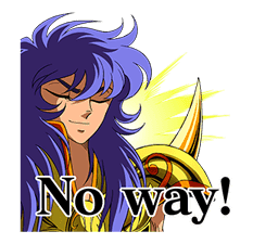 SAINT SEIYA-Knights of the Zodiac sticker #220261