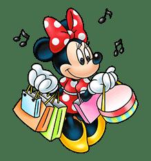 Minnie Mouse: Sweet Days sticker #220275