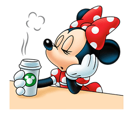 Minnie Mouse: Sweet Days sticker #220284