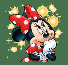 Minnie Mouse: Sweet Days sticker #220287