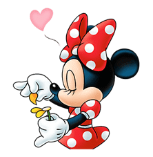 Minnie Mouse: Sweet Days sticker #220303