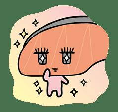KIRIMIchan. sticker #220402