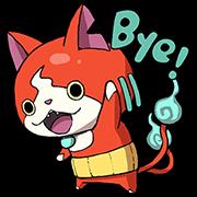 สติ๊กเกอร์ไลน์ YO-Kai Watch Daily Edition