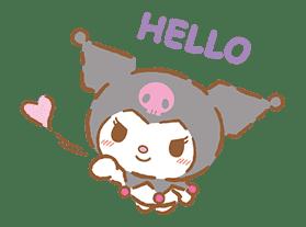 We Love Kuromi sticker #257217