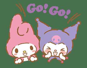 We Love Kuromi sticker #257218