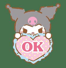 We Love Kuromi sticker #257219