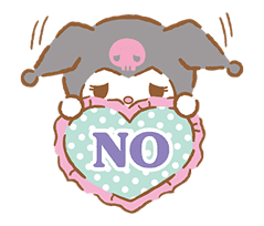 We Love Kuromi sticker #257220