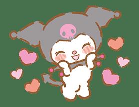 We Love Kuromi sticker #257221