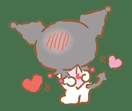 We Love Kuromi sticker #257222