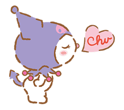We Love Kuromi sticker #257223