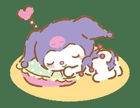 We Love Kuromi sticker #257224