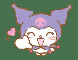 We Love Kuromi sticker #257225