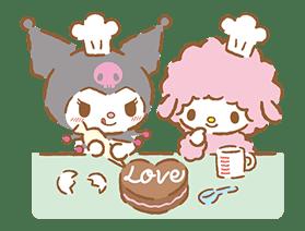 We Love Kuromi sticker #257226