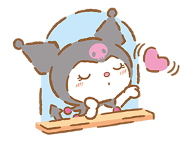 We Love Kuromi sticker #257228