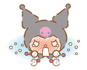 We Love Kuromi sticker #257230