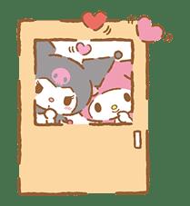 We Love Kuromi sticker #257231