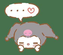 We Love Kuromi sticker #257232