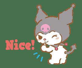 We Love Kuromi sticker #257233