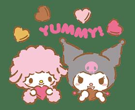 We Love Kuromi sticker #257234