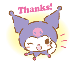 We Love Kuromi sticker #257235