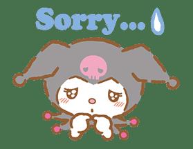 We Love Kuromi sticker #257236