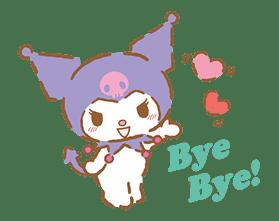 We Love Kuromi sticker #257237