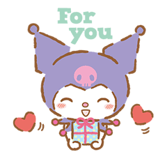 We Love Kuromi sticker #257239