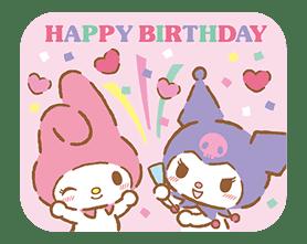 We Love Kuromi sticker #257240