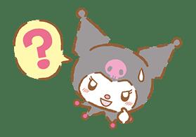 We Love Kuromi sticker #257241