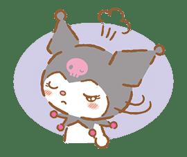 We Love Kuromi sticker #257243