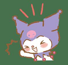 We Love Kuromi sticker #257244