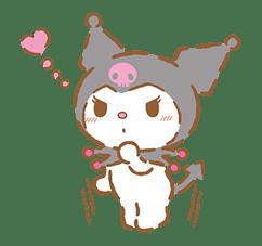 We Love Kuromi sticker #257246