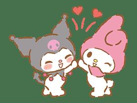 We Love Kuromi sticker #257247