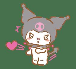 We Love Kuromi sticker #257248