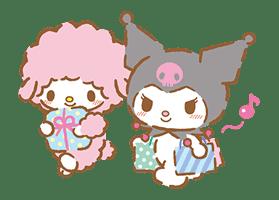 We Love Kuromi sticker #257249