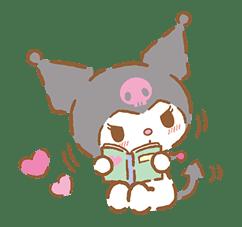 We Love Kuromi sticker #257250
