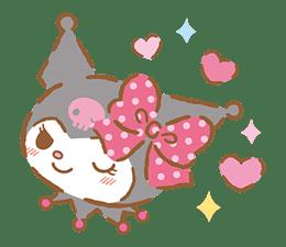 We Love Kuromi sticker #257251